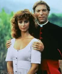 The Thornbirds...I loved this mini-series, could watch it again and again. I love Richard Chamberlain!!!  Such a heart warming story about a love that is forbidden but too strong to ignore! Great chemistry between Richard C and Rachel Ward!