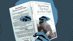 The Story of a New Name by Elena Ferrante (Neapolitan Novels #2 of 4). Wonderful and beautifully written. #italia