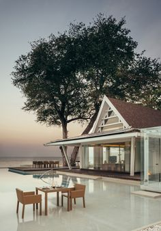 Gallery of Honeymoon Private Island Presidential Suite / Architects 49 - 2