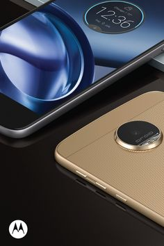 Introducing the all-new Moto Z DROID Edition—not only is it the world's thinnest premium smartphone, it offers up some of the smartest technology on the market. Equipped with Moto Enhancements, your smartphone reacts to your voice and actions and becomes more like an extension of yourself. Click to see what the newest technology on the market can do for you.