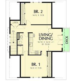 Garage Cottage - 69080AM | Architectural Designs - House Plans