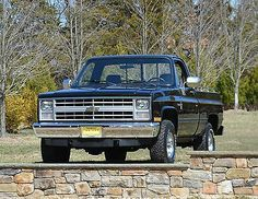 1987 Chevy Scottsdale 63K ORIGINAL MILES! LIKE NEW SUPER CLEAN