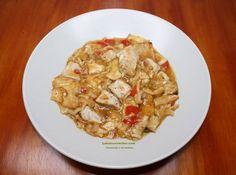Gazpachos de Calamar y atún (receta rápida)
