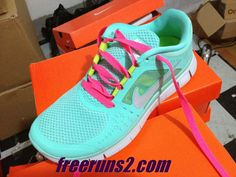 another chance afb99 87df9 Womens Nike Free Run 3 Tropical Twist Reflect Silver Pure Platinum Hot Pink  Lace Tiffany Blue Cheap Nike Frees 2013 Shoes