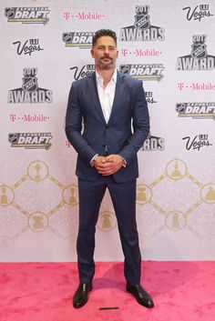 Joe Manganiello Photos Photos - Host Joe Manganiello attends the 2017 NHL Awards at T-Mobile Arena on June 21, 2017 in Las Vegas, Nevada. - 2017 NHL Awards - Arrivals