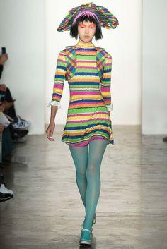 Jeremy Scott Fall 2015 Ready-to-Wear Fashion Show - Yuan Bo Chao