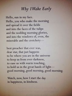 ars poetica form in mary oliver s For another, instead of letting nature pull us through the poems, oliver repeatedly goes off into ars poetica, reminding us she's going home to write the poem duh duh the result is self-conscious writing that takes us out of the woods, where i want to stay.