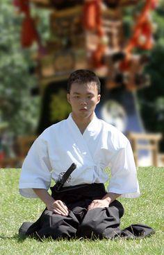 #Martial Arts Ceremony in Vancouver