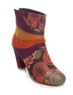 Tekstil Çizme - Desigual