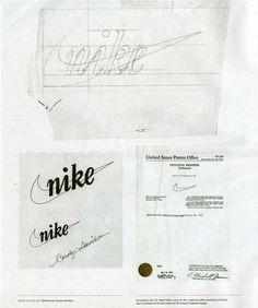 I 40 anni del logo Nike.