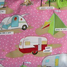 MaryJane's Glamping Fabric