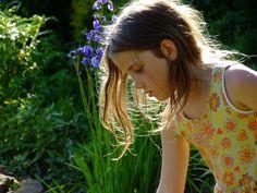 Jenny in Gaja Garden, Poland