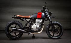 Kevils Moto #3 - the Bike Shed - Honda CBF 250