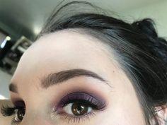 Smokey purple CCW : MakeupAddiction