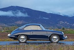 Porsche 356 C Sunroof Coupe