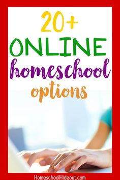 Overwhlemed by the choas of the world? Allow these easy online homeschool options that do all the hard work for you! With over 20 sites, you can't go wrong! Homeschool High School, Tot School, Homeschool Curriculum, Public School, Homeschooling, Middle School, Educational Board Games, Educational Websites, Educational Activities