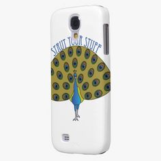 It's cute! This Strut Your Stuff HTC Vivid / Raider 4G Cover is completely customizable and ready to be personalized or purchased as is. Click and check it out!
