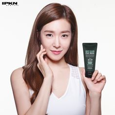 SNSD's Tiffany and more of her beautiful promotional pictures for 'IPKN' ~ Wonderful Generation