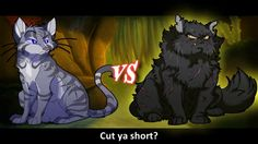 Jayfeather vs Yellowfang. Epic Rap Battles of Warriors #7
