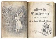 * ALICE in WONDERLAND