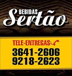 Eu recomendo Bebidas Sertão- Centro, #Santa Helena de Goiás, #Goiás, #Brasil