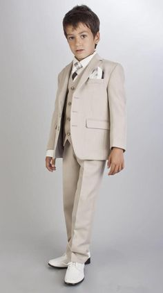 Custom Made Kids Wedding Suits Boys Suits Children Tailcoats Baby Suits 3 piece Kids Wedding Suits, Wedding With Kids, Wedding Party Dresses, Toddler Boy Suit, Toddler Boys, Kids Boys, Kids Suits, Suits For Women, Party Suits