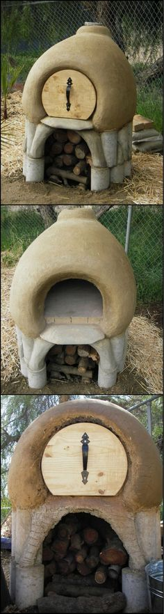 Build Your Own Cob Oven http://theownerbuildernetwork.co/5u9q Serving freshly…