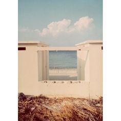 Luigi Ghirri Egmond am Zee, 1973 Serie Fotografie del periodo iniziale, photo 17.8 x 12.6 cm