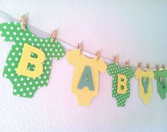 Baby One-Piece Bodysuit WELCOME BABY Gender by BubblyNewYork