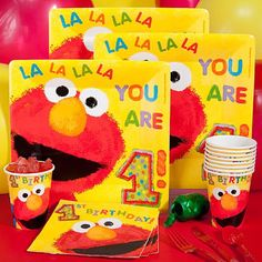 Elmo's 1st Birthday Party Pack PANDORA Jewelry More than 60% off! 35 USD http://domuineer.bzcomedy.site/ click to come online shopping!