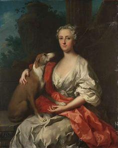 Jacopo Amigoni (Naples 1682-1752 Madrid), Portrait of a Lady