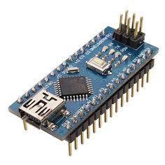 US$2.93 Geekcreit® ATmega328P Arduino Compatible Nano V3 Improved Version No Cable