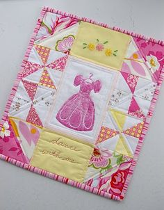 Another mini quilt I adore