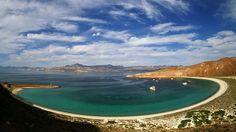 Bay of Isla San Francisco, Baja California Sur, Mexico