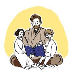Obi-Wan and Skytwins