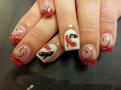 nails by amy - Nail Art Gallery by NAILS Magazine find more women fashion ideas on www.misspool.com