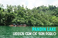 With all bamboo rafts and yummy lunch, this place is a great place to visit for the weekend.