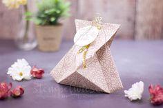 Origami Geschenktüte zum Muttertag mit Video zum nacharbeiten -