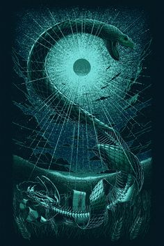 Resilient by Brian Luong, via Behance