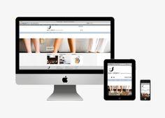 Sito internet per un laboratorio di formazione, marketing e comunicazione per centri estetici.