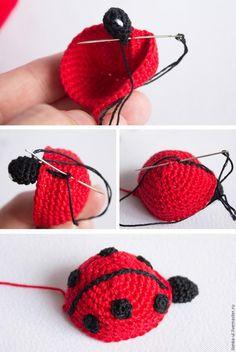 dado häkeln be-tutorial-ota … - Spielzeug Crochet Bee, Crochet Baby Toys, Crochet Motifs, Crochet Bunny, Crochet Crafts, Crochet Projects, Crochet Dolls Free Patterns, Crochet Flower Patterns, Crochet Designs