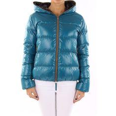 Duvetica Daunenjacke in Blau. Jetzt zum unschlagbaren Preis kaufen. #shopping #fashion #style