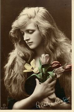 1910's Gladys Cooper - Dame Gladys Constance Cooper (1888-1971) was an English actress whose career spanned seven decades on stage, in films and on television.