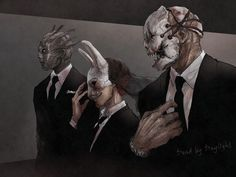 Dead by Daylight // classy killers Horror Icons, Horror Art, Horror Movies, Horror Film, Character Art, Character Design, Scary Games, Michael Myers, Dark Souls