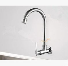 Wall Mounted Kitchen Sink Taps Wall mounted kitchen tap double handle hot cold mixer tap basin sink brass wall mounted kitchen single cold tap rotatable kitchen basin tap t8402m workwithnaturefo