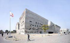 Galería de La obra de Wang Shu en Fotografías por Clemente Guillaume - 52