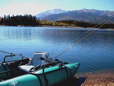 Crystal Creek Reservoir -CO Springs  hiking,fishing ample parking