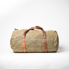 men's duffle bag, green #armybag, duffle bag for men, #madeinamerica at weathered coalition