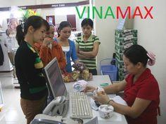 Công ty Vinamax chuyên cung cấp phần mềm bán hàng cho các quán cafe tại Hà Nội giá rẻ, có đầy đủ các chức năng.