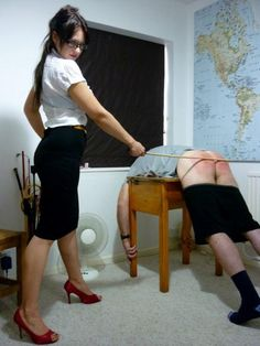 caningbelting-fm-mf-ff-mm: sandalsandspankings: Lessons are learned at a much faster pace in her class due to the consequences. then who is?